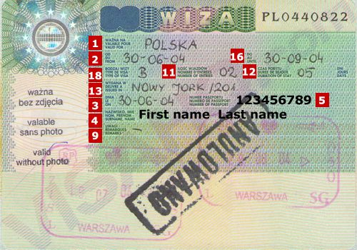Poland-visa-500x350 Visa Application Form For Australia on australia business, australia tourist visa form, australia student visa, australia immigration, immigration application form, example application form,
