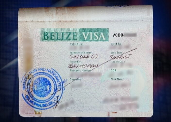 Belize-Visa-704x500 Oman Visa Application Form Dubai on italy schengen, ds-260 immigrant, b1 b2,