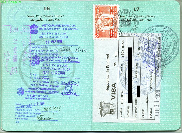 panama-visa Panama Visa Application Form on italy schengen, ds-260 immigrant, b1 b2,