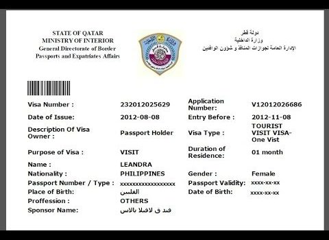 Qatar Visa Archives - Emby n Visa on green card form, travel itinerary form, job search form, passport renewal form, work permit form, visa application letter, doctor physical examination form, visa documents folder, tax form, visa passport, visa ds-160 form sample, insurance form, visa invitation form, invitation letter form, nomination form,